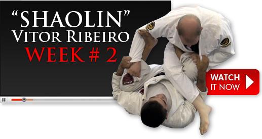 """Vitor """"Shaolin Ribeiro"""