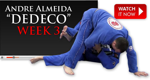 """Andre """"Dedeco"""" Almeida"""