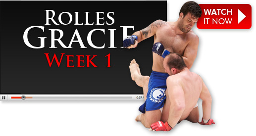 Rolles Gracie