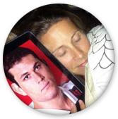Amanda and Roger GracieOregon Open