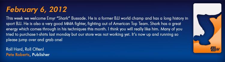 BJJW Letter Bill Thomas