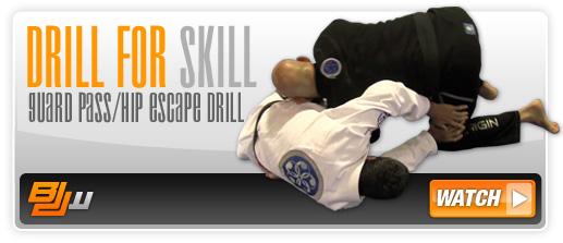 Drill for skill